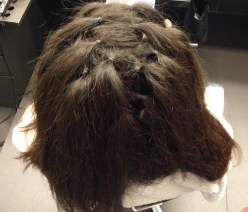 Ivy Says Georges El Mendelek  Sombre hair 5