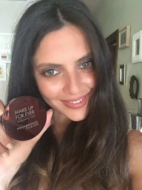 Pro Bronze Fusion Ivy says review make up for ever