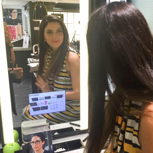Bobbi Brown makeup Dana Khairallah look review