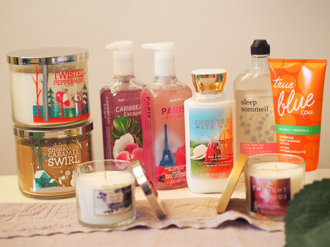 Bath and Body body works city centre beirut