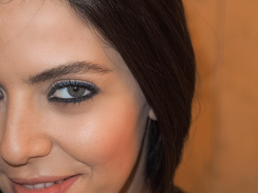 ivy says kajal kindom eyeliner bassam fattouh cosmetics