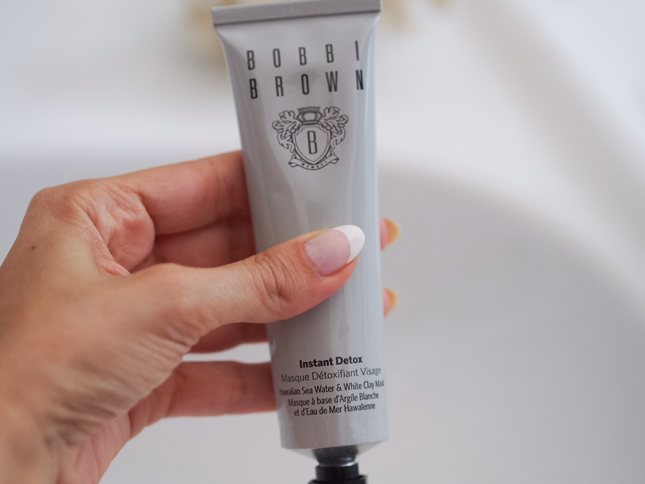 instant detox mask bobbi brown review