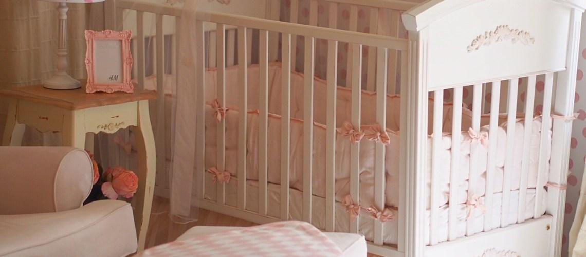 Baby Sienna's Nursery