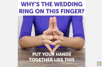 うそー!? やだー!結婚指輪を薬指につける理由を聞いてパニくる外国人女子たち