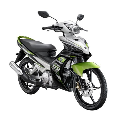 Jupiter MX hand clutch hijau