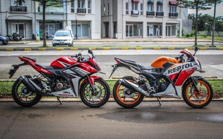 honda all new CBR150R vs old CBR150R (12)
