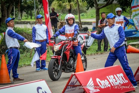 Astra Honda Safety Riding Instructors Competition (AHSRIC) 2016 (11)