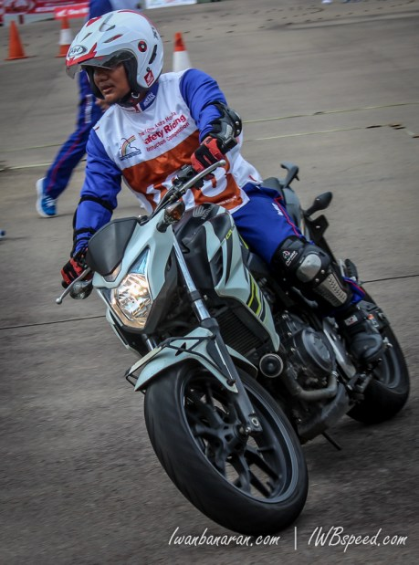 Astra Honda Safety Riding Instructors Competition (AHSRIC) 2016 (12)