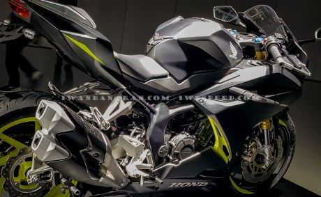 all new CBR250RR INA