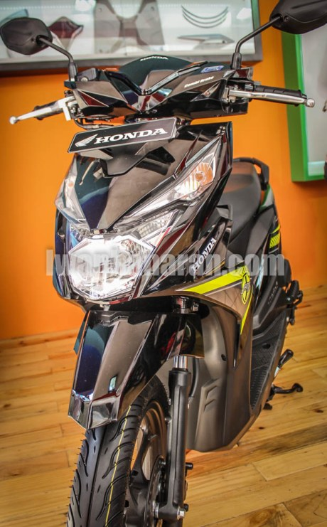Honda all new Beat FI 2017 (33)