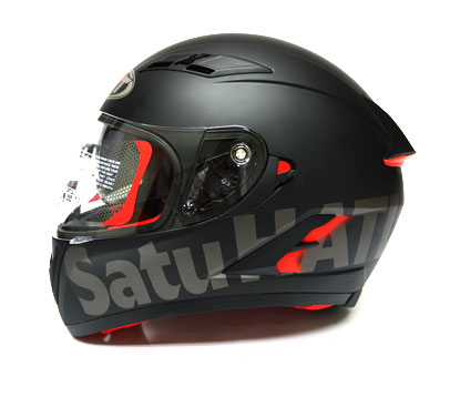 helm-kyt-black-matte-edition-samping-kiri