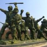 The Demilitarized Zone in Korea