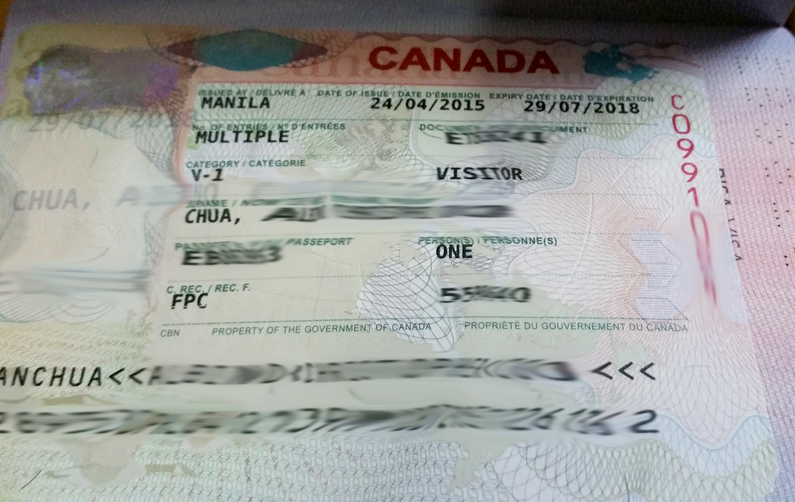 How to Get a Canada Tourist Visa in the Philippines - I Wander