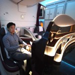 My Qatar Airways Business Class Experience on the 787 Dreamliner