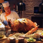 Surf & Turf Tuesday Dinner Buffet at Edge in Pan Pacific Singapore