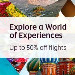 Up to 50% Off to Europe, USA With Etihad's Summer Sale