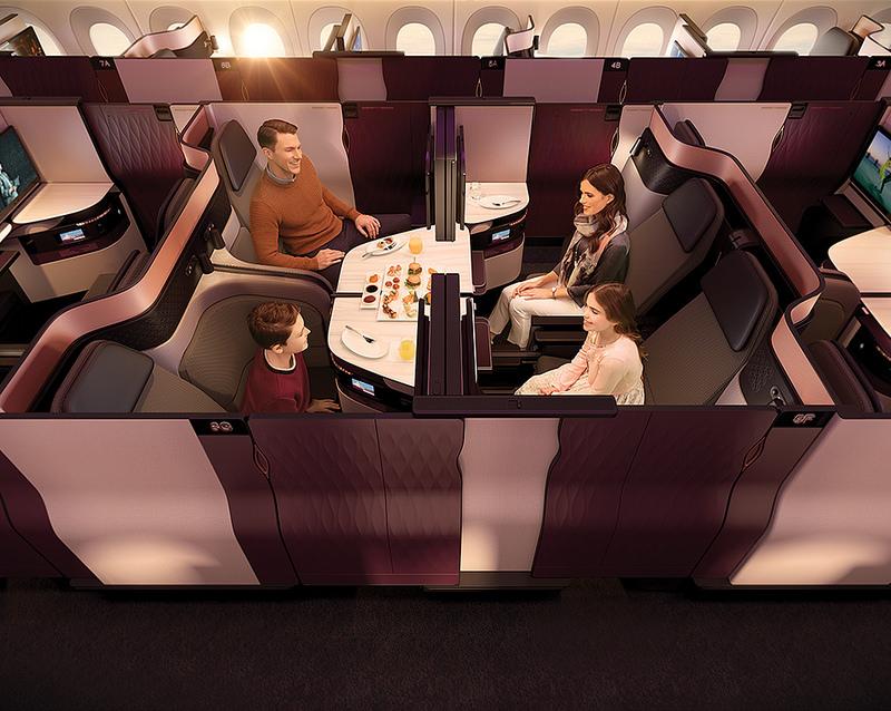 image credit: Qatar Airways