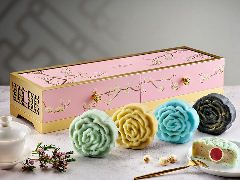 InterContinental Singapore_Snowskin Mooncakes