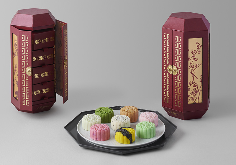 Regent Singapore mooncakes 2019 (source: the hotel)