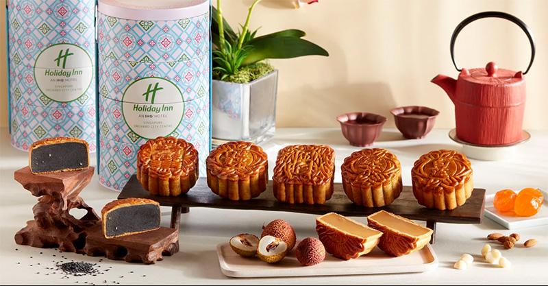 holiday inn singapore orchard mooncake 2021