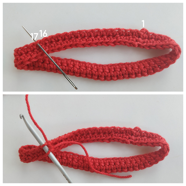 crochet cap tutorial