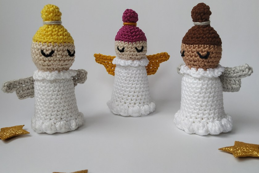 crochet little angels