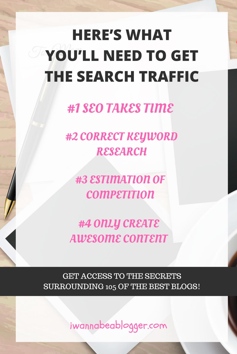 Learn how to get more organic search traffic from Google. via @michaelpozdnev