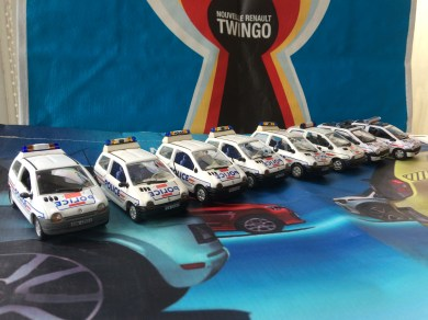 Renault Twingo Police Collection (5)