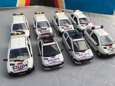 Renault Twingo Police Collection (7)