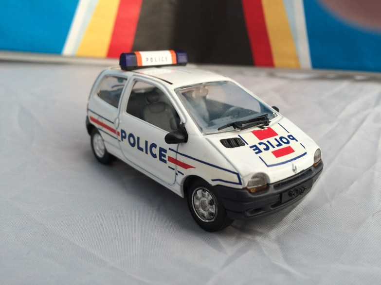 Renault Twingo Police Solido Verem Ref 234