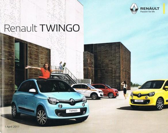 7701380802 Renault Twingo 010417