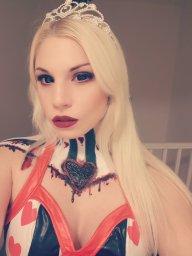 Goddess Blonde Kitty
