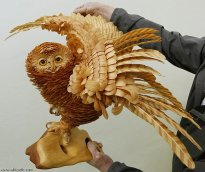 Unbelievable Wood Carvings 02