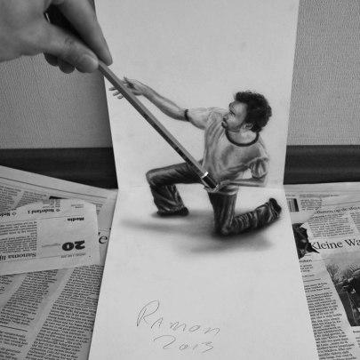 3d-pencil-drawings-by-ramon-bruin-jjk-airbrush-7