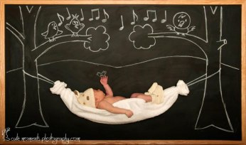 chalkboard advenutres of a newborn baby (2)