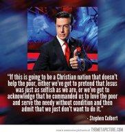 funny-Stephen-Colbert-quote-religion