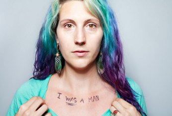 I am not my gender...