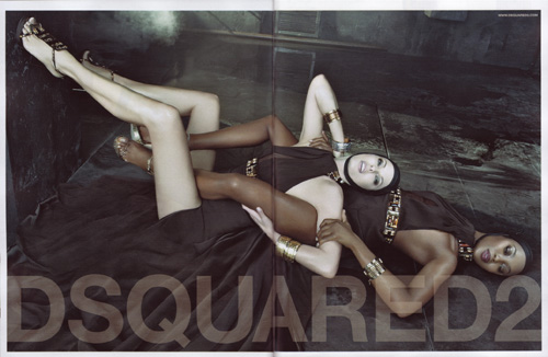 DSquared2 Spring Summer 2009 Ad Campaign