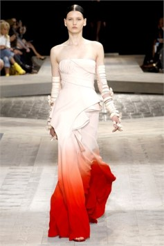 Givenchy Haute Couture - Fall 2009