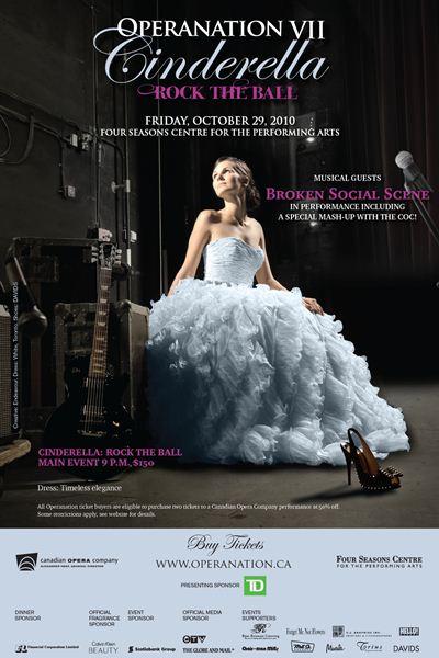 Operanation VII, Cinderella: Rock the Ball - October 29, 2010