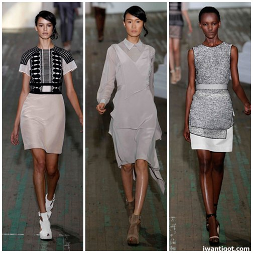 3.1 Phillip Lim Spring Summer 2011 womens
