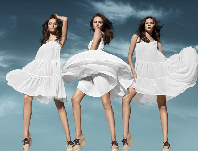 i want h m conscious collection dresses