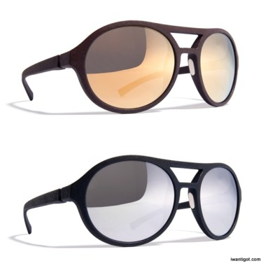 MYKITA MYLON x Moncler Fall Winter 2012 - 2013