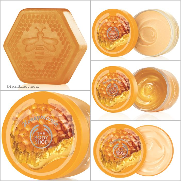 Honeymania by The Body Shop