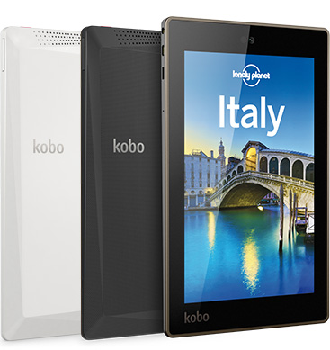 I want - I got's Holiday Gift Guide - Kobo Arch 7HD