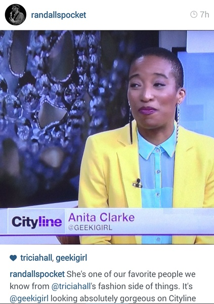 Thanks for the screenshot Randall - I want - I got on Cityline July 4, 2014