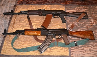 Plum Ak 47 Wood Furniture | Wooden Thing