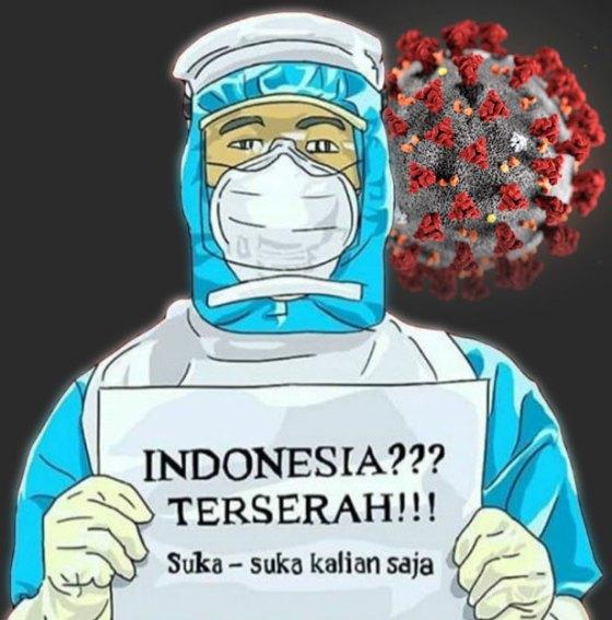 #IndonesiaTerserah