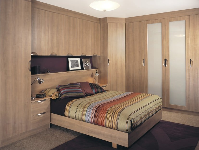Bespoke Fitted Wardrobes -made To Measure Corner, Walk-in