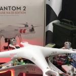 (修理)Phantom 2 H4-3D モーター交換の画像